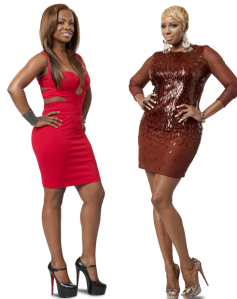 NeNe is Not Happy with Kandi