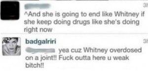 Rihanna Strikes Back