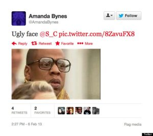 Amanda Bynes Says What Everyone Else Says
