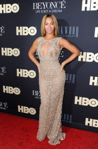Beyonce Goes Glam
