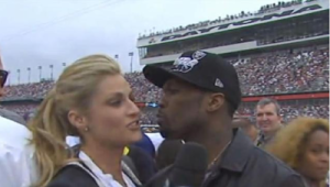 Erin Andrews Doesn't Like 50 Cent