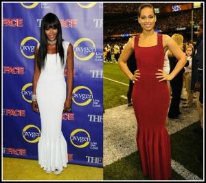 Who's the Biggest Banger - Naomi Campbell vs. Alicia Keys